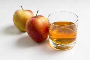 リンゴジュースはいいの?